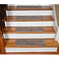 Dean Premium Super Soft 50 oz. Plush Carpet Stair Treads for Dogs (and People, too) - Hudson Tweed (13)