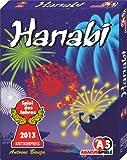 ABACUSSPIELE 08122 - Hanabi von Antoine Bauza, Spiel des Jahres 2013