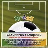 echange, troc Compilation, Paul Glaeser - Hymne Du Brésil + Drapeau