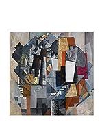 Especial Arte Lienzo Bureau and Room - Kazimir Malevich Multicolor