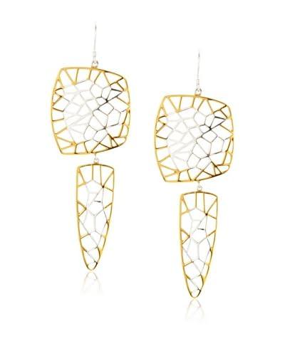 Argento Vivo Prism Double-Drop Earrings