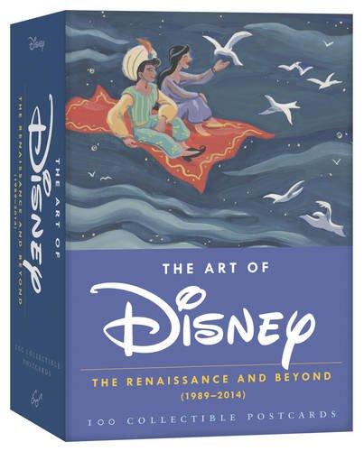 The Art of Disney: The Renaissance and Beyond (1989 - 2014) - Disney