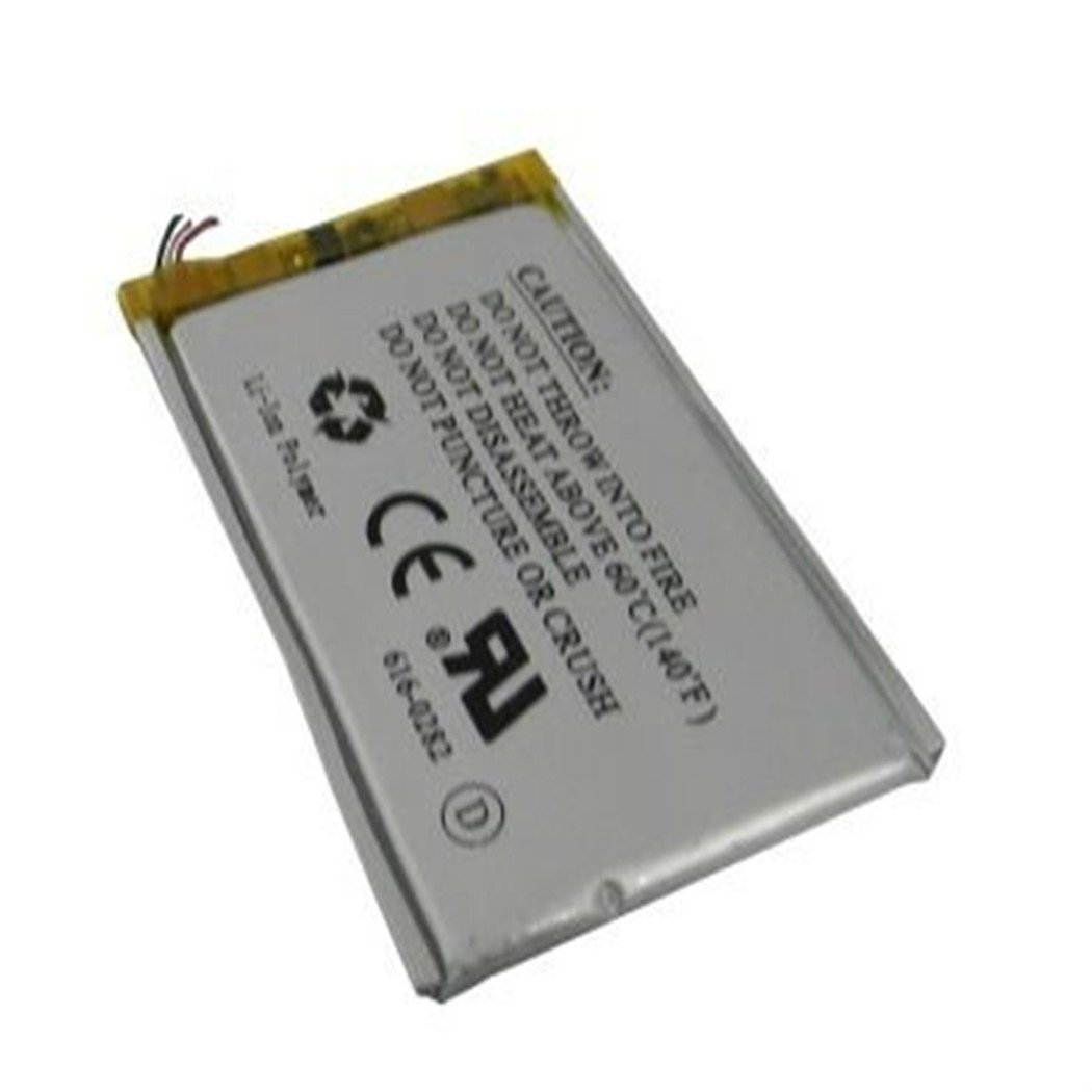 new replacement battery for ipod nano 2 2g 2nd generation. Black Bedroom Furniture Sets. Home Design Ideas