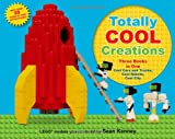 img - for Totally Cool Creations: Three Books in One; Cool Cars and Trucks, Cool Robots, Cool City book / textbook / text book