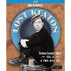 Lost Keaton: Sixteen Comedy Shorts 1934-1937 [Blu-ray]