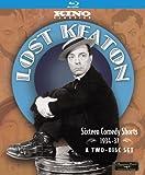 Lost Keaton: Sixteen Comedy Shorts 1934-1937 [Blu-ray]