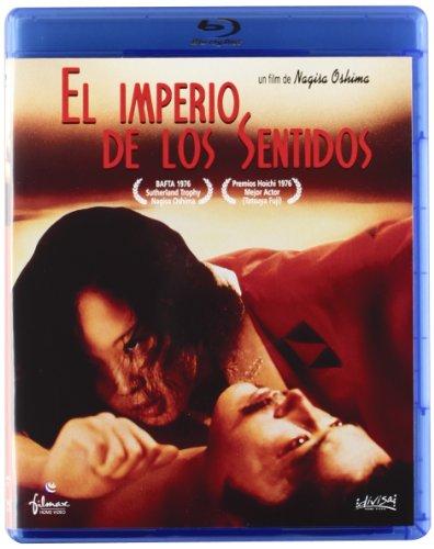 El Imperio De Los Sentidos [Blu-ray]