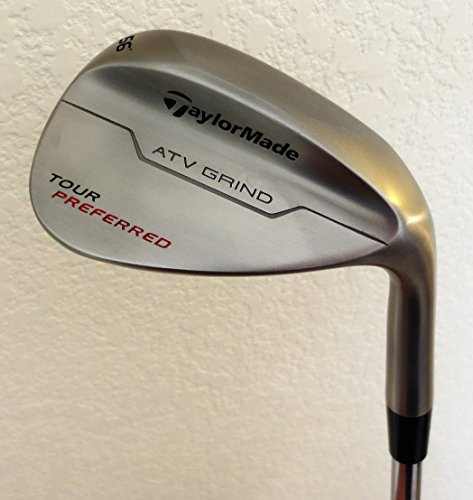 Mens TaylorMade Tour Preferred Forged SW Sand Wedge 56° KBS Taylor Made