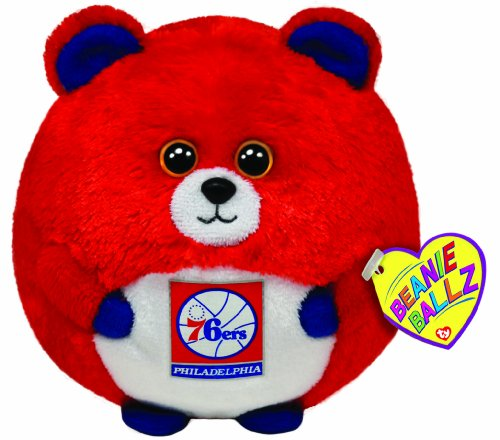 Ty Beanie Ballz Philadelphia 76Ers - Nba Ballz front-571344