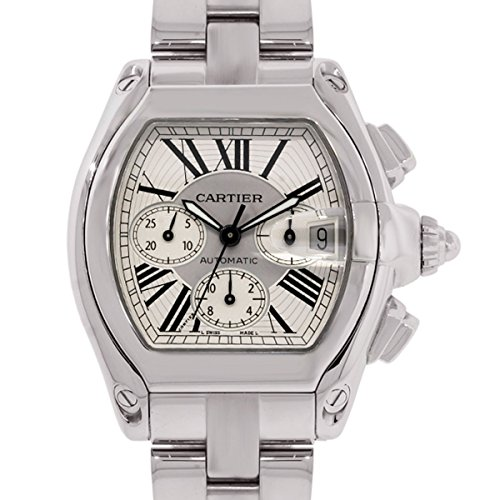 cartier-roadster-chronograph-swiss-automatic-silver-mens-watch-w62019x6-certified-pre-owned