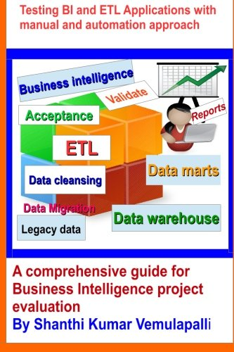 Testing BI and ETL Applications with manual and automation approach: A comprehensive guide for Business Intelligence project evaluation