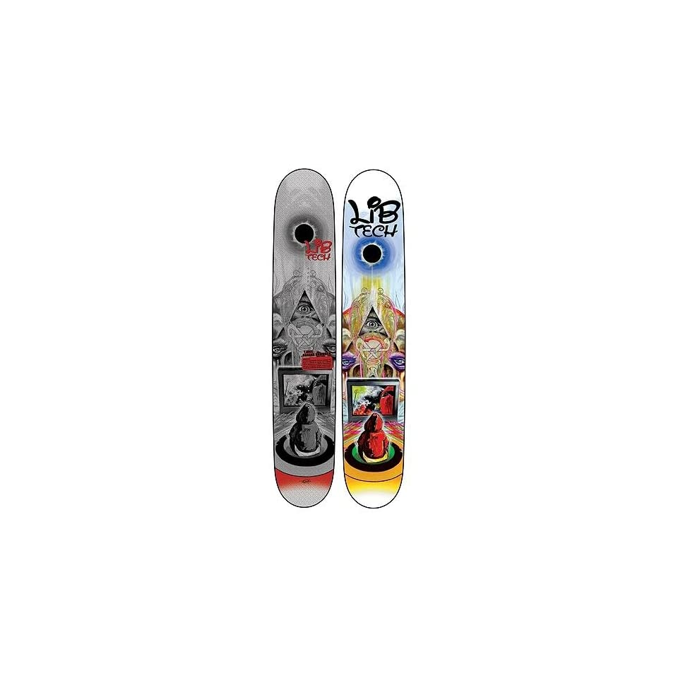 Medium image of lib tech t  rice banana hammock snowboard