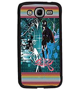 PrintDhaba Abstract Image D-4610 Back Case Cover for SAMSUNG GALAXY MEGA 5.8 (Multi-Coloured)