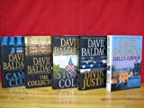 img - for Camel Club Series Complete Set, Volumes 1-5, By David Baldacci. Hardcover (Camel Club / The Collectors / Stone Cold / Divine Justice / Hell's Corner) book / textbook / text book