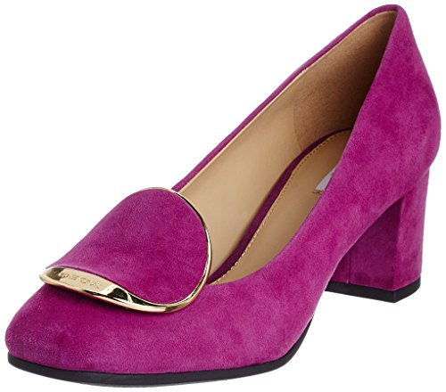 Geox Geox Women's Leather Pumps (Multicolor)