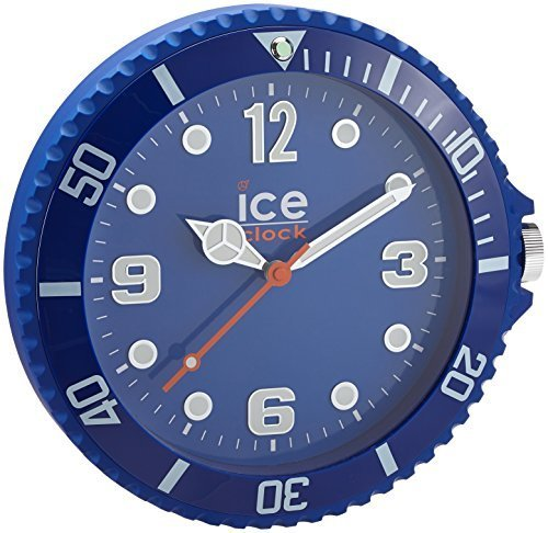 Ice-Clock, Wanduhr Wall Clock by Blue Ice-Watch