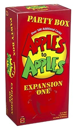 Apples to Apples - Party Box Exp 1