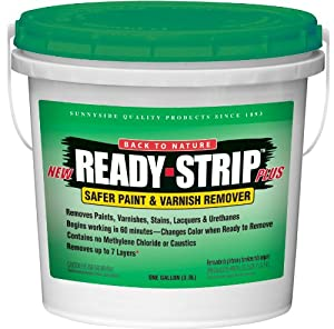 Sunnyside 658G1 1-Gallon Ready-Strip Paint and Varnish Remover