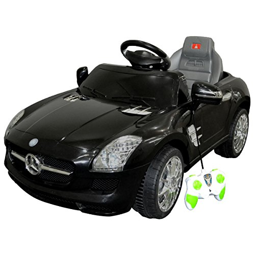 Costzon Mercedes Benz SLS Kids Ride On Car RC Battery Toy Vehicle w/MP3 (Ride On Battery Car compare prices)