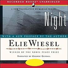 Night   Livre audio Auteur(s) : Elie Wiesel Narrateur(s) : George Guidall