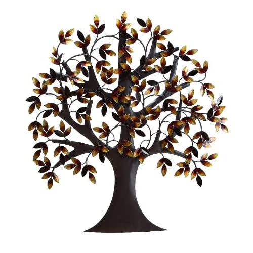 Deco 79 Metal Tree Wall Decor For Elite Class Decor Enthusiasts