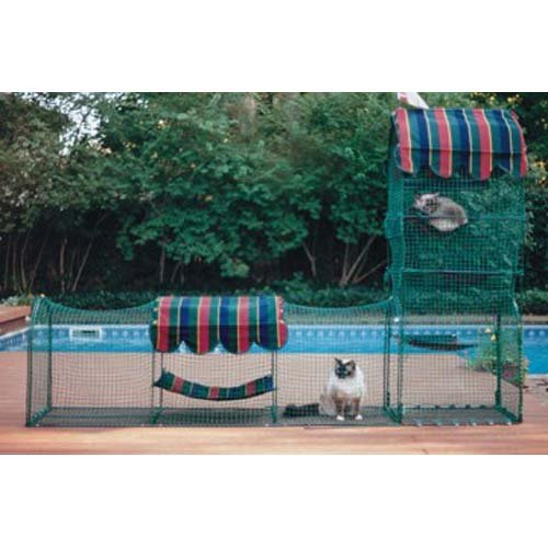 Kittywalk Town-&-Country Pet Enclosure
