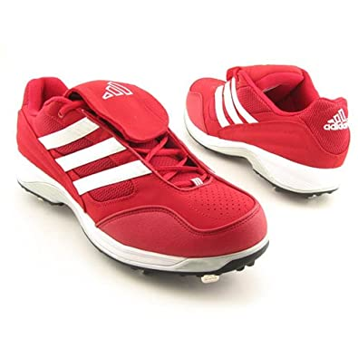 Buy Adidas Excel IC Cleats Baseball Shoes Red Mens by adidas