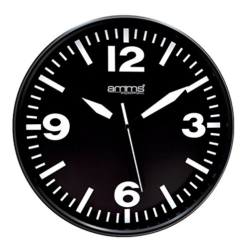elegant-horloge-murale-a-quartz-grand-cadran-bold-noir-et-blanc-31-cm