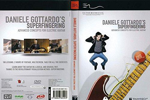 Superfingering. DVD. Ediz. Italiana E Inglese