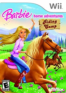 Barbie Horse Adventures: Riding Camp - Nintendo Wii