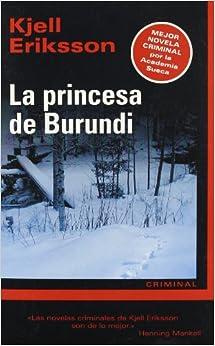 La Princesa De Burundi