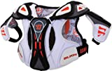 Warrior BHIT13 Burn Hitman Men's Lacrosse Shoulder Pads (Call 1-800-327-0074 to order)