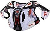 Warrior BHIT13 Burn Hitman Men's Lacrosse Shoulder Pads (Call 1-800-327-0074 to order)