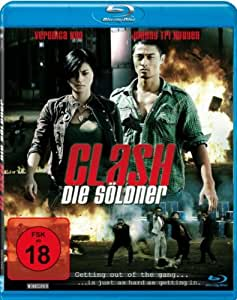 Clash - Die Söldner [Blu-ray]