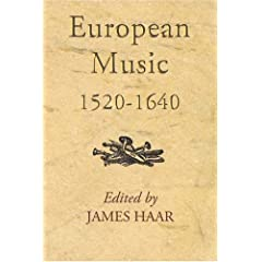 European Music, 1520-1640 (Studies in Medieval and Renaissance Music)
