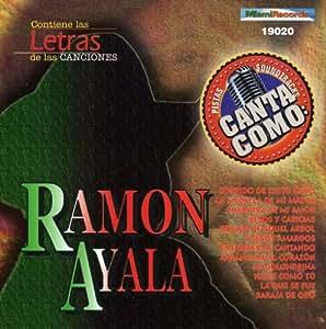 Grupo Mexico Lindo - Pistas: Canta Como Ramon Ayala - Amazon.com Music