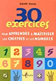 30 exercices pour apprendre les chiffres et les nombres