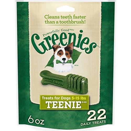 Greenies Dental Dog Treats Petite Original Flavor