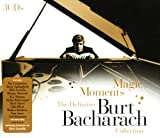 echange, troc Burt Bacharach - Magic Moments: Definitive Collection