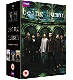 Being Human-Series 1-5 [DVD] [Import]