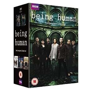 Being Human - Series 1-5 Boxset [DVD]