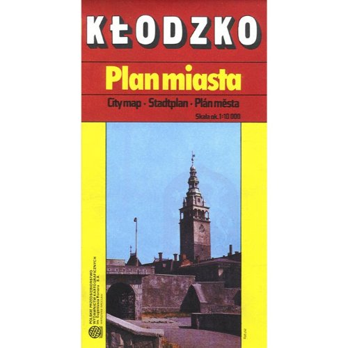 Klodzko City Map
