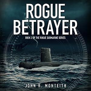 Rogue Betrayer Audiobook