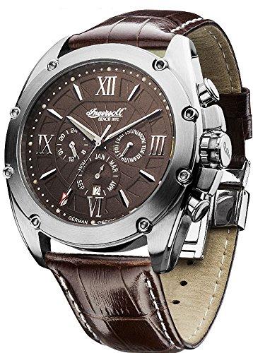 ingersoll-in3223br-reloj-de-pulsera-hombre-piel-color-marron