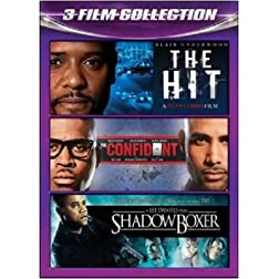 Urban Action Triple Feature (The Hit / Shadowboxer / The Confidant)