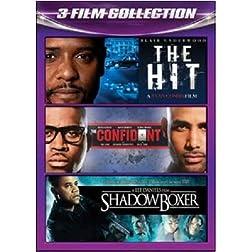 Urban Action Triple Feature (The Hit / Shadowboxer / The Confidant)