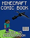 Minecraft Comic: Steve Vs. Enderdrago...