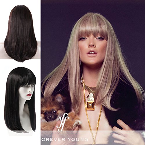 perfect-silhouette-forever-young-heat-resistant-fiber-full-wig-in-dark-brown
