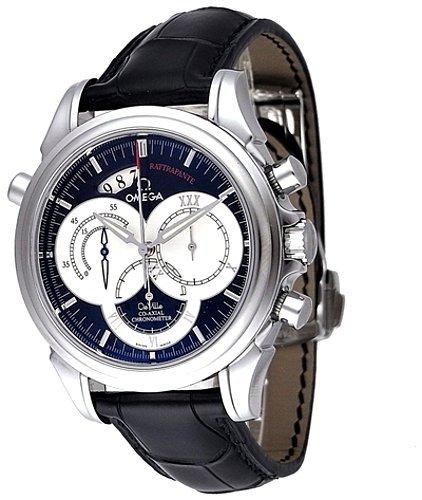 [オメガ]OMEGA De Ville デ・ビル コーアクシャル ラトラパンテ 4847.50.31 メンズ 腕時計 [並行輸入品] 4847.50.31 メンズ 【並行輸入品】