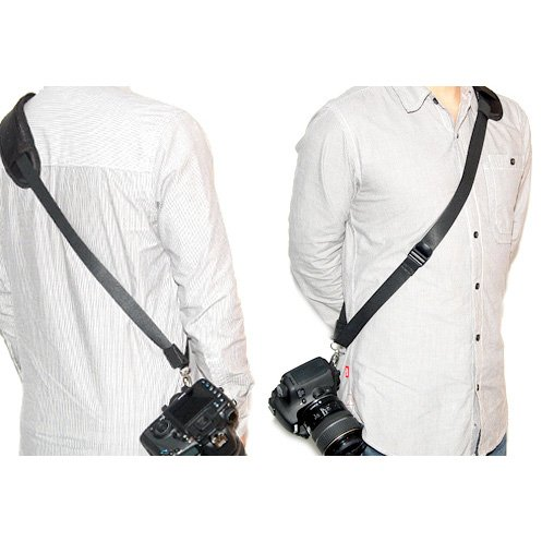 JJC POCKET-Strap Quick Release Neck Strap  storage
